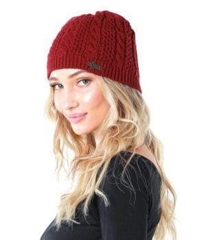 Sasha Knit Hemp Beanie
