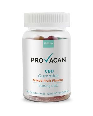 Provacan CBD Gummies - 500mg