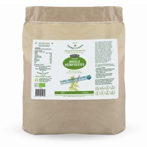 Hempiness Organic Premium Whole Hemp Seed 5kg