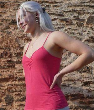 Strappy Cami Vest Top