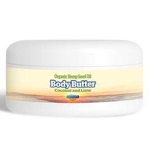 Yaoh Body Butter - Coconut & Lime