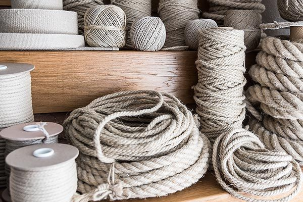 Hemp Rope, Twine and Cord