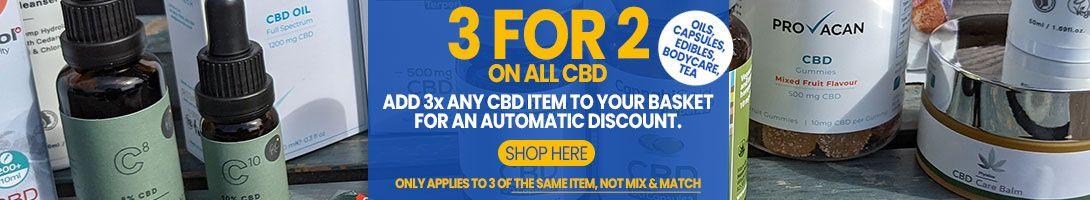 CBD Sale