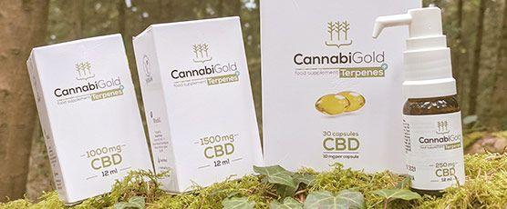 CBD Oils and Capsules