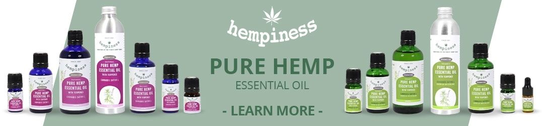 The Hemp Shop Essential Oil Guide