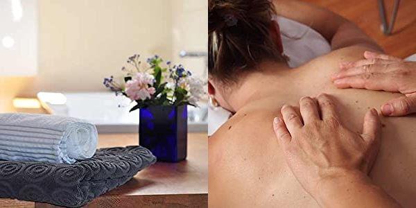 Aromatherapy and massage oils